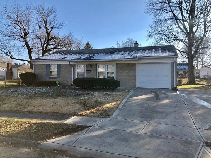 9147 E Rochelle Dr Indianapolis, IN 46235 $62,900 – Indianapolis, Indiana ️ מדינה עיר…