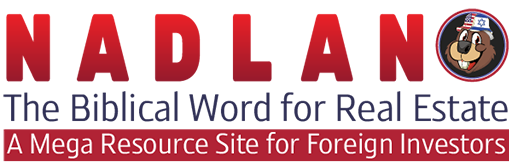 Nadlan Logo Real Estate - (512x512) - Mega Resource Site for Investors