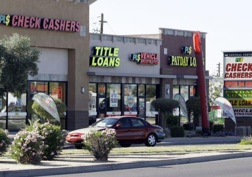 ההלוואות המסוכנות חוזרות לארצות הברית – תעשייה של 90 בליון דולר של הלוואות מסוכנות…