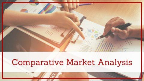 ניתוח השוואתי לנכסים - Comparative Market Analysis
