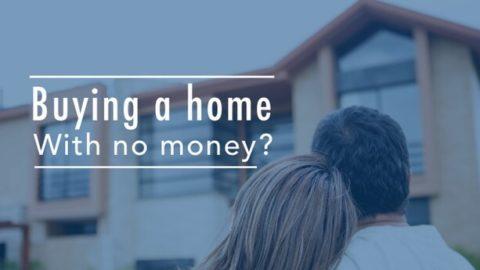 多くの無料のお金なしで不動産を購入する方法?