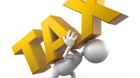 直接持有财产所产生的税收