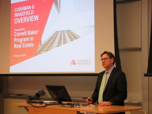 מחקר מאוניברסיטת קורנל על הכיוון של עולם ה Retail Richard continued his presentation with…