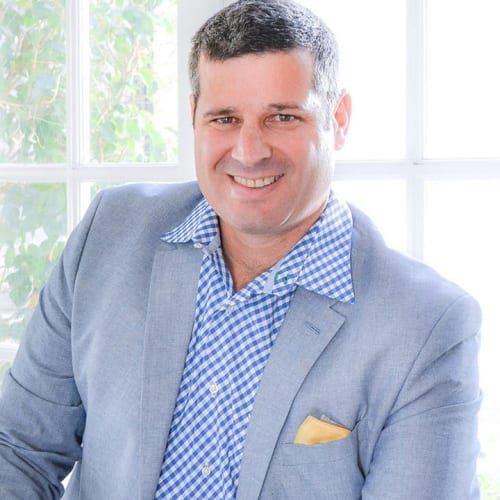 ** Der Verkauf - Wer bin ich? Was weiß ich? ** Nett zu treffen - Danny Beit-Or arbeitet im Bereich der Investitionen ...