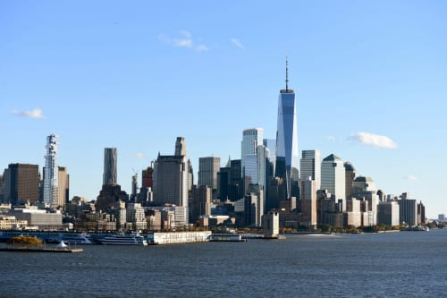 New York on the way to economic fall