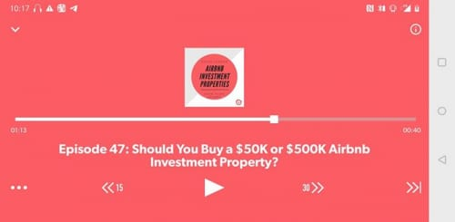 What's better - AirBNB property in 50 thousand dollars or five hundred thousand dollars? ...