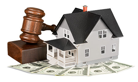 Purchase of foreclosed property directly from the bank