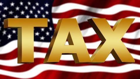 """דיון פתוח - מיסים בארה""""ב"""