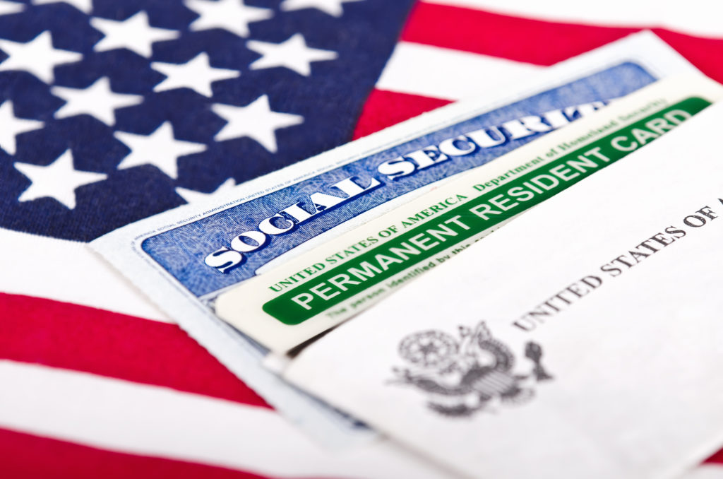 US brokerage license issued