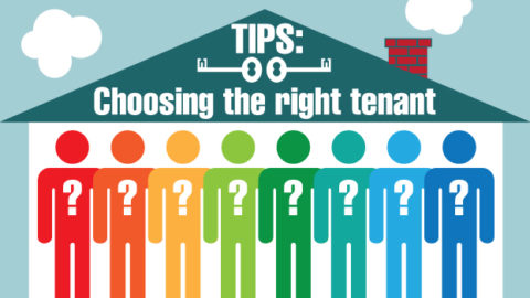 A method of selecting tenants