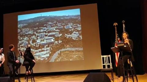 So wurde der Staat gegründet und gebaut - ein aufregendes Ereignis des 71-Jahres für das Technion ...