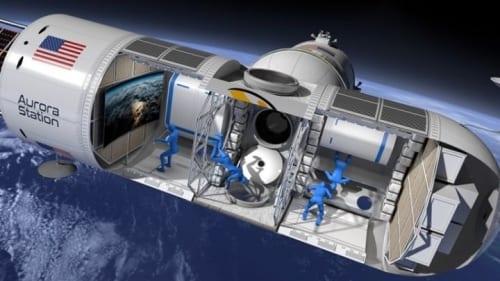 """# איר בי.אנד.בי בחלל, תיירות חלל ומלונות חלל – האם זה עתיד הנדל""""ן? שווה…"""