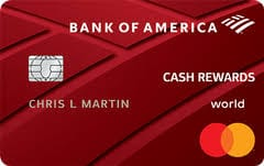 Carta di credito Bank of America