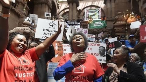 **מהפכת הדיור בניו יורק יוצאת לדרך. חוקים חדשים בנושא דיור. **בזמן שמיליוני תושבי ניו…