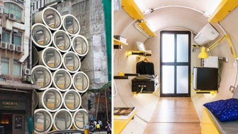 How miniature tubular houses can be salvation for Hong Kong Hong Kong may be ...