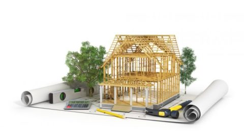A model for the construction and renovation process