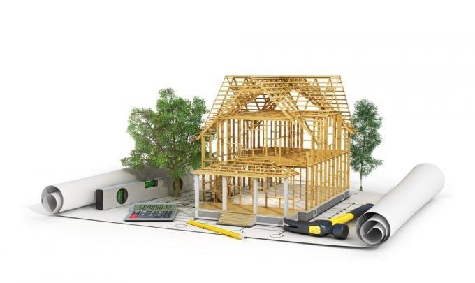 מודל לתהליך בנייה ושיפוץ