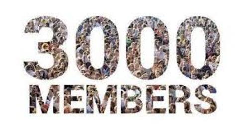 # **עוד 75 חברים אנחנו משפחה של 3000 חברים!!!** **ברכות למאתיים המצטרפים החדשים! **…