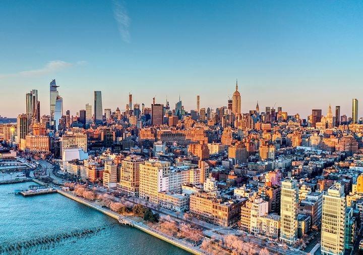 پس از یک دهه رشد جمعیت: نیویورک حدود 1000 نفر را از دست داده است. ** اگر در راه ...