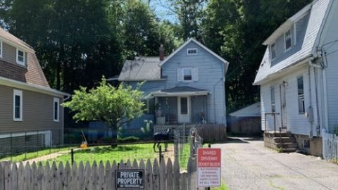 I contract with a landlord to buy his house at 50. After remodeling of 40, the house ...