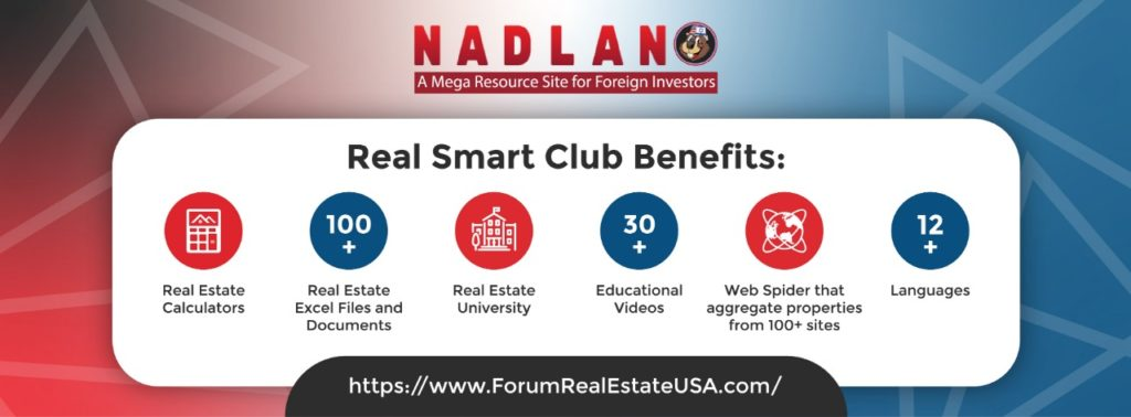 Real Estate Club - Echtes Smart-Abonnement