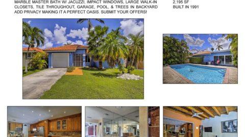 בית פתוח ביום חמישי הקרוב 7/25/19 17: 00-8: 00 אחר הצהריים בואו לבקר בביתכם החדש! # מיאמי ...