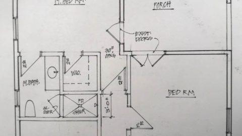 Reflexionando ... Habitaciones 3 - Con una suite principal grande y relajante Habitaciones 4 - Suite principal pequeña ...