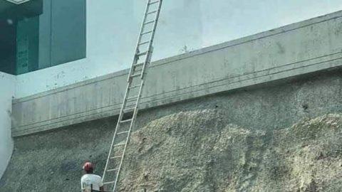 C'est ainsi que des travailleurs ordinaires sont tués parce que l'entrepreneur veut sauver des échafaudages et acheter Ferrari et l'inspecteur corrompu ...