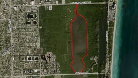 A private company now owns part of a county park. How could that happen?
