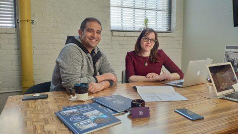 Berkshire Hathaway Marketing Meeting bei Midtown und Downtown Detroit Brokerage ...