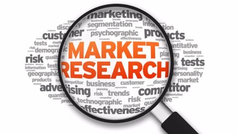 Market research and transaction profitability calculation