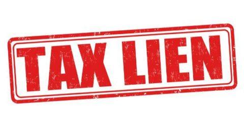 תעודת שעבוד מס - Tax Lien Certificate