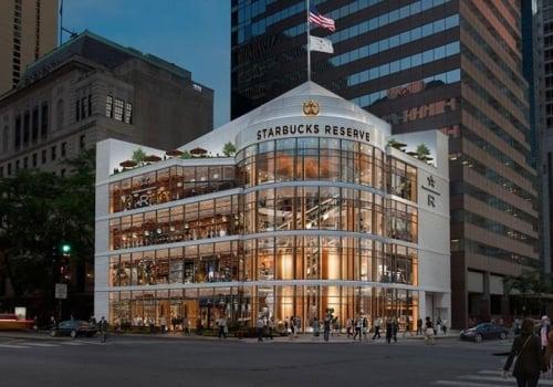 #**芝加哥投资者! 疯了! 即将在芝加哥举行:世界上最大的星巴克分店!**国际咖啡连锁店......