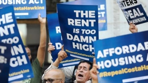 מכה למשכיר ובשורה לשוכר? אלו הפרטים על חוק הגבלת שכר הדירה שאושר בקליפורניה