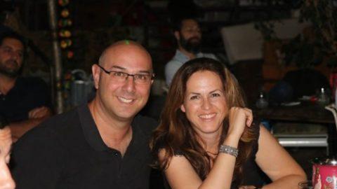 """接受我们的下一个""""本周企业家"""" **-Anat Segal Noam Segal Couple…"""