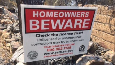 Alla CSLB, fai attenzione quando assumi gli appaltatori e assicurati che trattengano tutti i documenti richiesti! ...