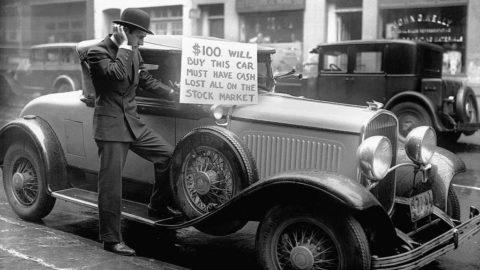 Sogenannter Immobilienmotivierter Verkäufer. 1929 Zitat in Historical Hobby Group ...