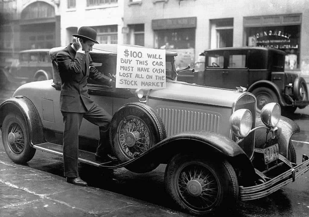 מה שנקרא בעולם הנדלן   Motivated seller.  1929  במקור פורסם בקבוצת חובבי היסטורי...