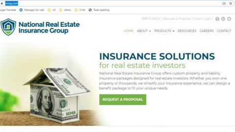 Contact me from NREIG insurance company that they specialize in real estate investors insurance. Anyone ...