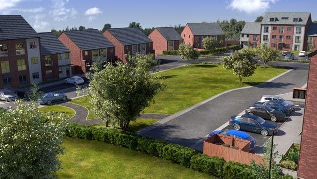 El retorno de la inversión anual bruto 16.9% predijo este desarrollo en Leeds - Property118