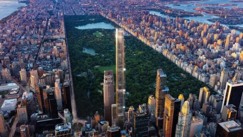 The Rise and Rise of New York's Billionaire's Row   The B1M