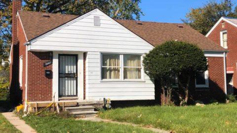 20457 Freeland, Detroit, MI 48235 1,057 m² avec élément de sous-sol: 0.151 Acre, Ye ...