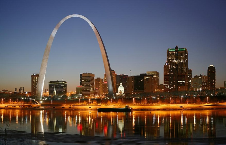 We are looking at St. Louis as an investment area. We are looking to build a portfolio of real estate ...