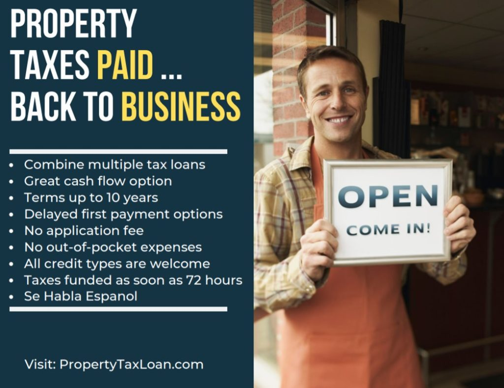 הלוואות Ovation עוזרות לעסקים קטנים בטקסס לשלם ארנונה כדי שיוכלו למקד ...