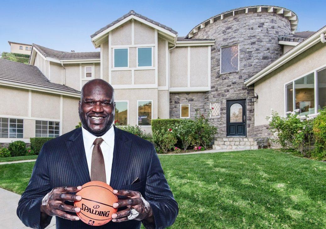 Buscando una casa en Los Angeles? Shaquille O'Neill vende la propiedad de West Hills ...