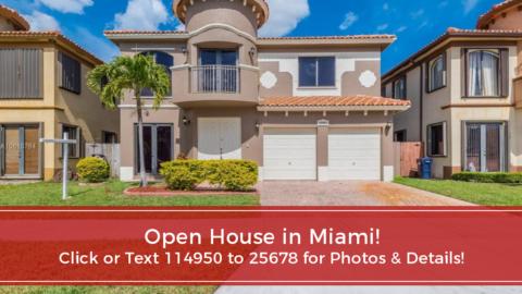 Open House - Miami