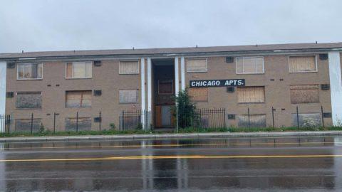 דירה בשיקגו סנט, דטרויט, מישיגן
