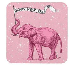 Für das neue Jahr singen die Nachkommen und ich wollte allen ein Jahr Gesundheit, Familie, Erfolg wünschen, ...