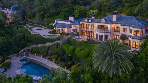 City of Stars: Famous Homes Fill Los Angeles Real Estate Market ...