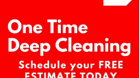 SQ cleaning service, great option before selling and buying new property! ...